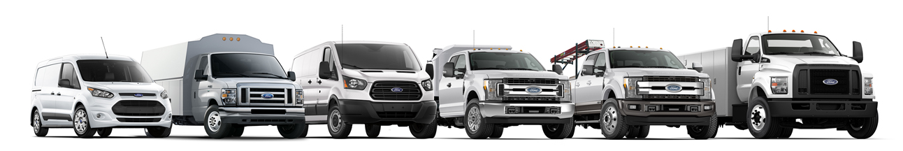 Ford Commercial Truck 2018 Lineup