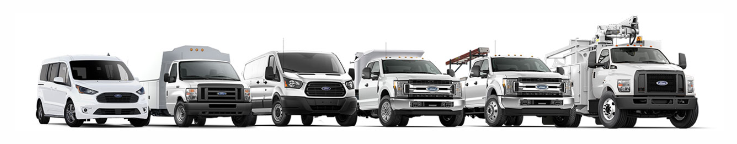Ford Commercial Truck 2019 Lineup
